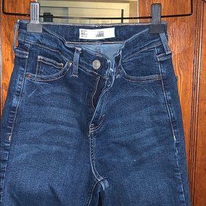 Topshop Moto Jamie Jeans size W26 L32